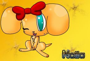 Naila The Dog RQ's by HTF-Characters