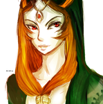 Midna by Laughing-Dragons