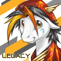 His's back by Legacy350