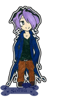 Chibi Garry ~ by Sofua