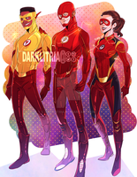 Speedsters by DarkLitria