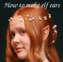 Elf ear tutorial by bourges-stock