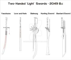 Future Light Swords - 1 by iguimbe