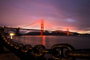 Golden Gate, unchained by alierturk