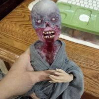 WIP corpsey/ghost by Woodedwoods