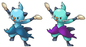 Dewott by arkeis-pokemon