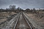 Down The Tracks - 3 by scott-birdwhistell