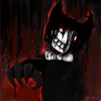 Bendy the dancing demon by bite-art-87