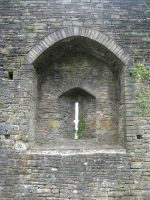 Castle window by CAStock