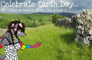 Happy Earth Day by EveeEverwolf