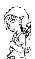 Link: Quickie Sketch by somechick73