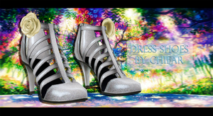 [MMD] Dress Shoes DL by MaiMami