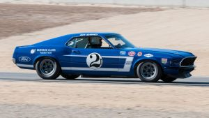 1969 Trans Am Shelby Mustang Boss 302 by SharkHarrington