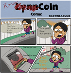 The RonnieColn Comic Pg1 by Shawnlabomb