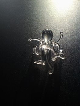 Octopus -front view by LeoGlass