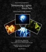 Streaming Lights Stock Pack by sdrakulich