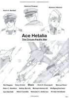 Ace Hetalia: The Circum-Pacific War by Kenisi