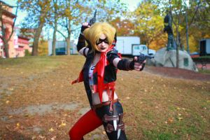 Rhode Island Comic Con 2013 - DC Vs Marvel(PS) 04 by VideoGameStupid