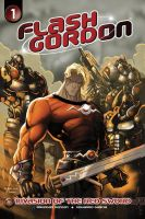 Flash Gordon Cover 1a by eduardogarciag