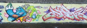 Easter Wall. by Fezat1