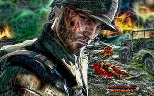 GAME FANART: BROTHERS IN ARMS: HELLS HIGHWAY by CSuk-1T