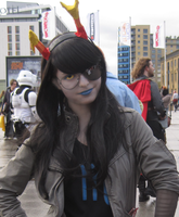 Vriska Serket - MCM Expo October 2012 (Edit) by thepassionofthefruit