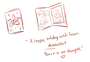 Holiday Card Project Idea by AndreaJacqLee