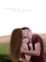 I want tell you something. by Xsyl