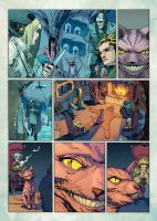 WEIRDING WILLOWS Page 4 color JESSICA KHOLINNE by DeevElliott