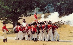 the British Grenadiers by hornymofo1