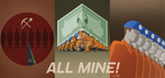 All Mine! Poster set by Seiga