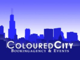 ColouredCity by therob