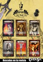 Cronicas by grupo-grial