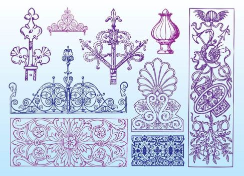 Free Antique Stock Images by illustratorcs6