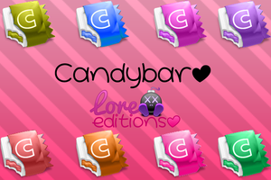 Candybars by LoreEdition