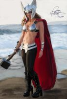 Thor Girl by Falcom84