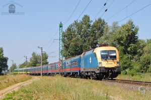 470 009 with a passenger train near Gyor by morpheus880223
