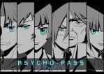 PSYCHO-PASS by JC-790514