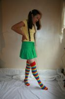 Rainbow Doll 17 by 212Stock