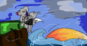 Paint in iscribble *-* by TransVersus22