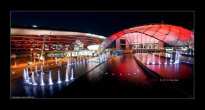 Ferrari World Abu Dhabi 4 by AnubisGraph