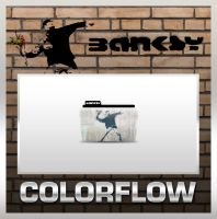 Colorflow Banksy Folder by TMacAG