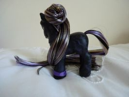 custom my little pony purple nightshade 2 by thebluemaiden
