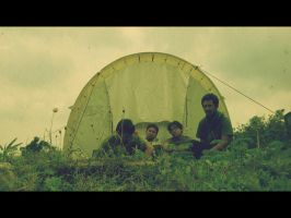 .:This is Our TENT:. by emceenick