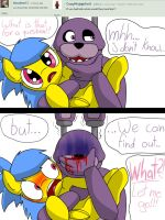 Ask 3 - Children by Creeperchild