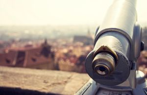 Scouting over Prague by henrik1993