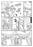 StCO : Big the cat story p4 by adamis