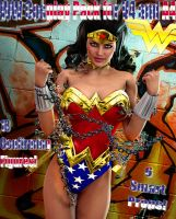 Wonder Woman Cosplay Pack For V4 and A4 by Terrymcg