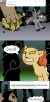 Ask Valier Peaches to the rescue? by The-Clockwork-Crow
