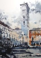 Lucca,Italy by artiscon